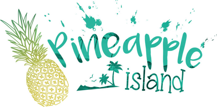pineapple island logo